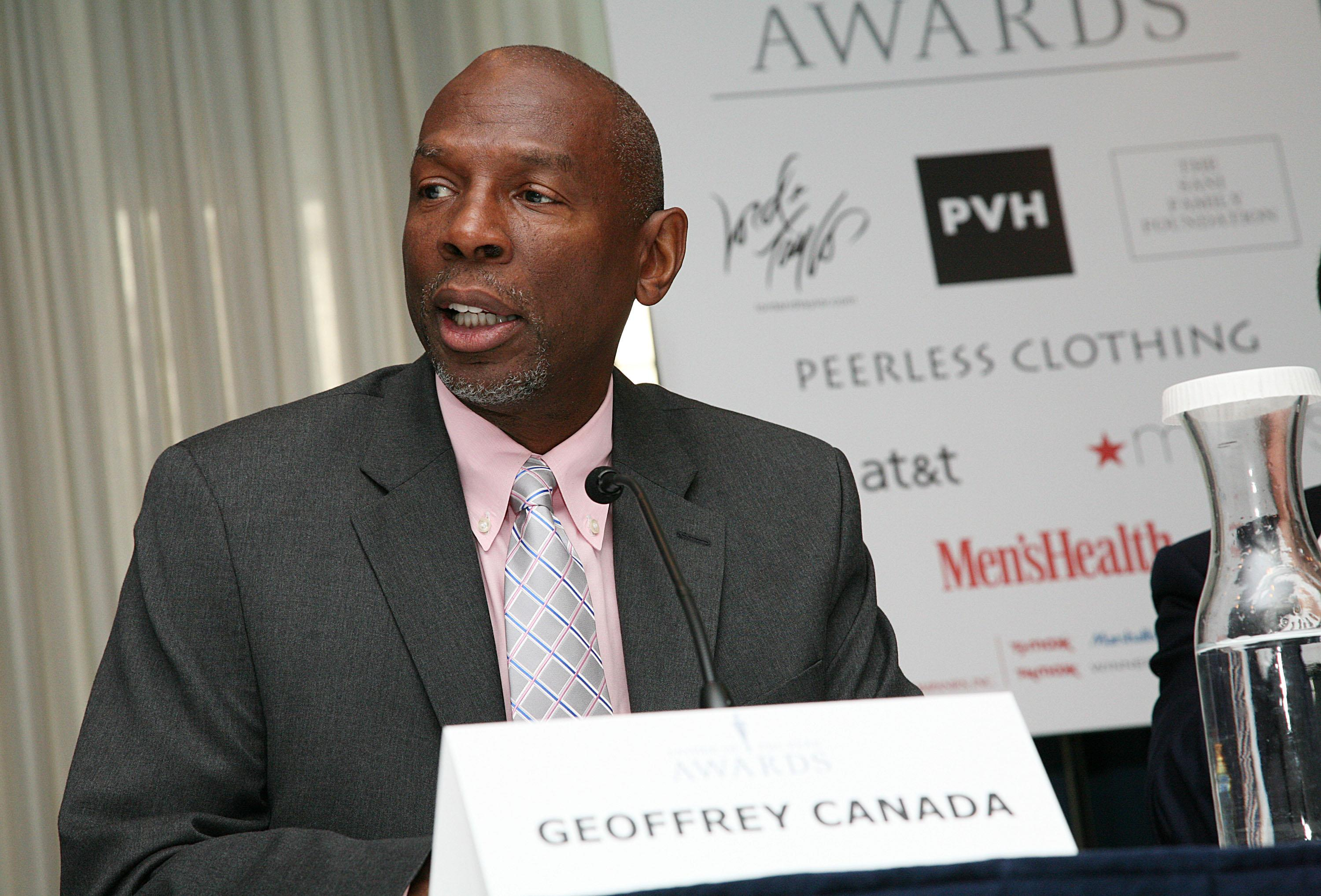 Want top teachers? Pay them more: Geoffrey Canada