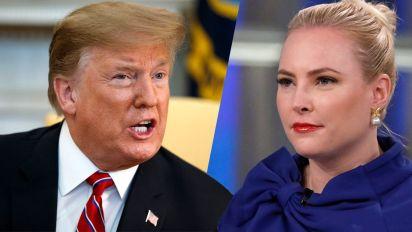 McCain: My dad would laugh at Trump's attacks