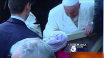 Man Released After Daughter, 10, Asks Pope to Intervene