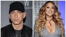 Eminem, con miedo por lo que cuente Mariah Carey en sus memorias sobre su relación tóxica: el sexo sería dar donde más le duele