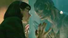 'The Shape of Water' red-band trailer: Guillermo del Toro's best film in years shows off dazzling new footage