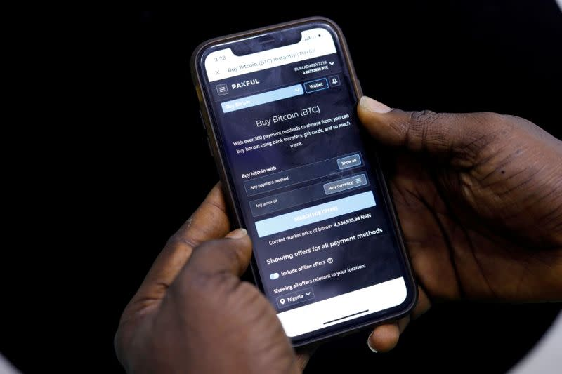 Watch Crypto buying and selling thrives in Nigeria regardless of official disapproval – Yahoo Finance News