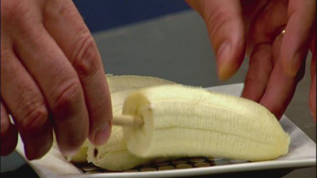 Let's Dish host Chris Koetke shares his deep fried banana recipe