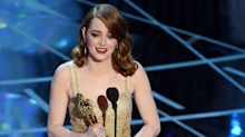 Emma Stone earned less than half the highest-paid actor