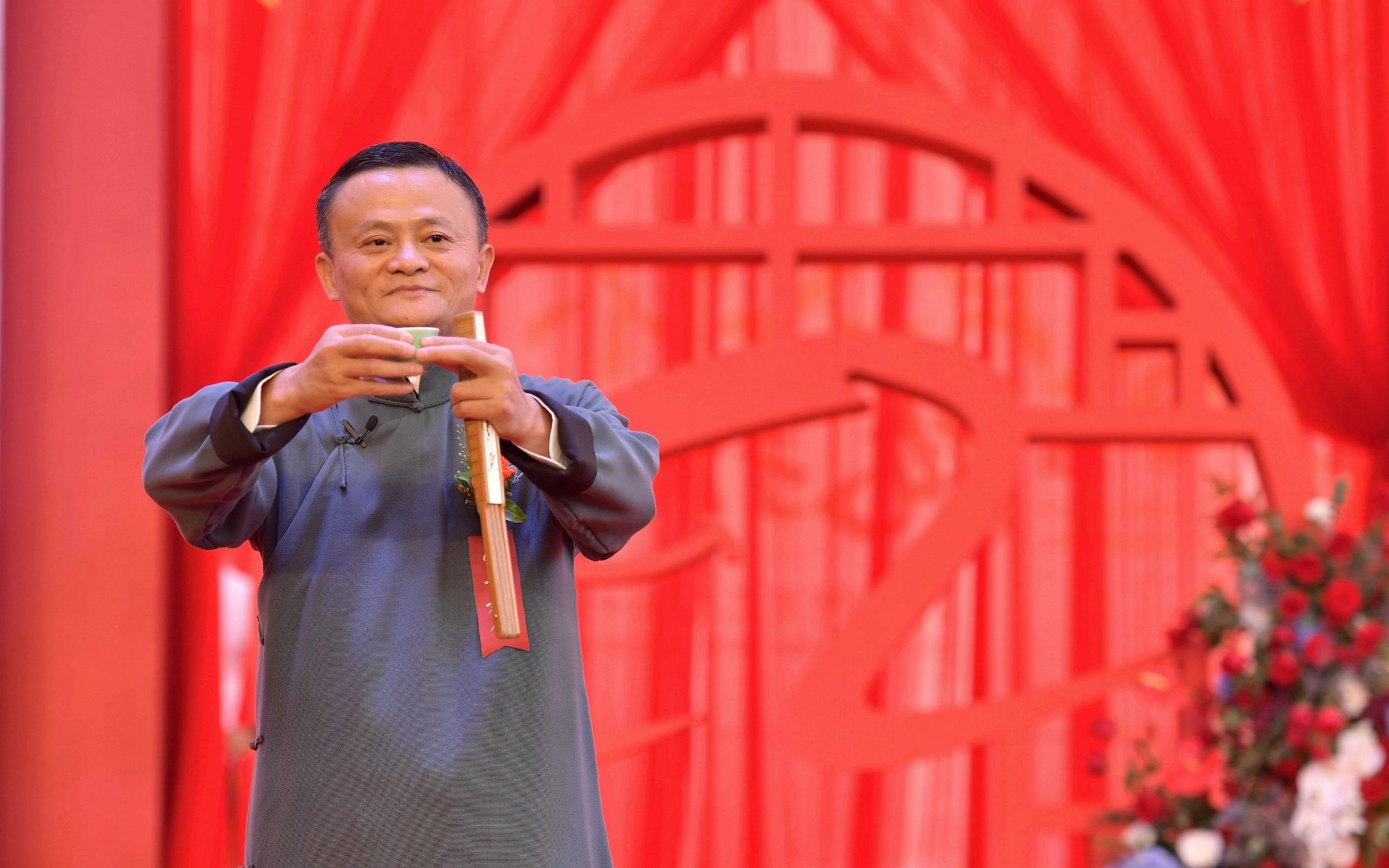 Alibaba founder Jack Ma says staff should have sex six times in six days