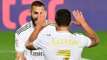 Zidane ensaia trio de ataque para Real x City. E sem brasileiros na frente