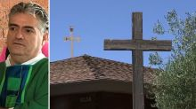 Priest suspended when car crash reveals $95K in embezzled funds from church