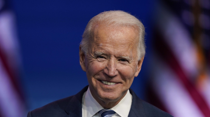 Biden hails passage of COVID bill: 'Help is on the way'