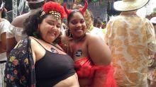Carnaval sem gordofobia: campanha por respeito a todos os corpos marca presença no Cordão do Boitatá