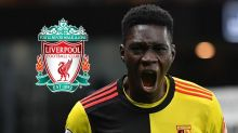 Liverpool target Sarr gives Reds hope with transfer comments but says he would play for Watford in Championship