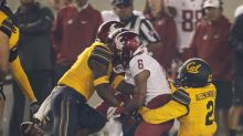 No. 8 Washington State turns it over seven times in 37-3 loss to Cal