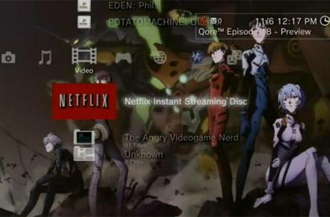 Netflix instant streaming demoed on PlayStation 3 (updated with more video!)