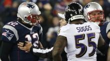 Here's why Terrell Suggs isn't shocked Tom Brady is playing well into his 40s