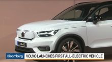 Volvo Cars CEO on XC40 Recharge EV, Hybrid Subsidy, China