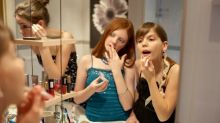 I'm not shocked that young girls love lipstick – there are worse problems