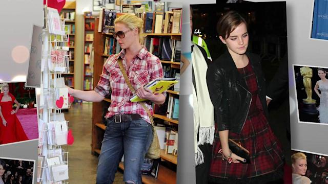 Stars Get Mad For Plaid