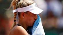 French Open results 2017: Top seed Angelique Kerber out, Venus Williams advances on Day 1