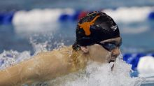 NCAA: Joseph Schooling finishes 3rd in 50 free debut, helps Texas to two relay wins