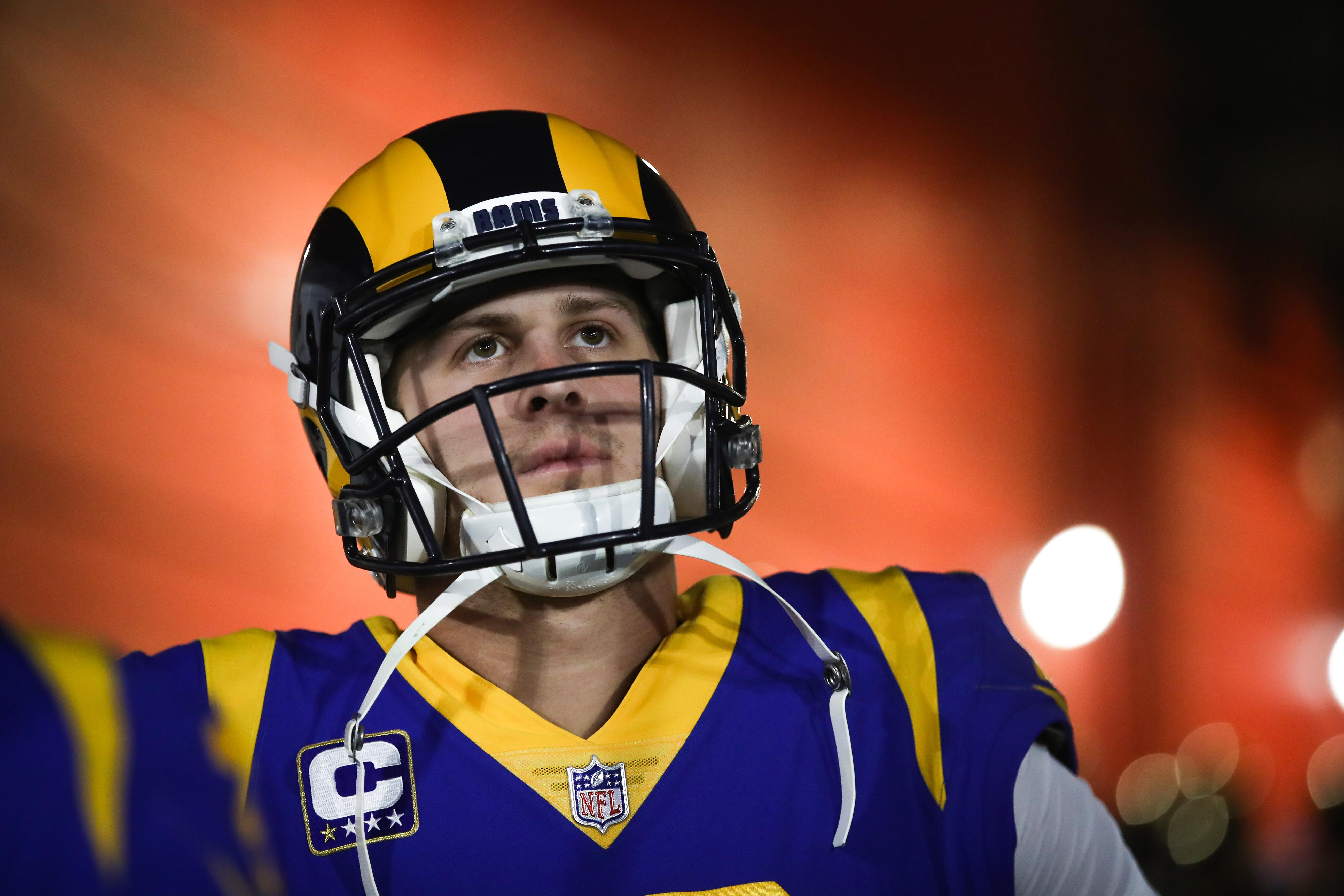 Seven fantasy things in Week 16  Rams need recovery 40d33404b