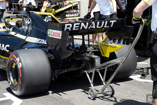 Formula 1's underdogs struggle with the technical challenges of the sport