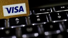 Visa sees muted revenue growth in 2020, shares fall 3%