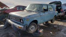 Junkyard Gem: 1979 Fiat 128 Custom Sedan