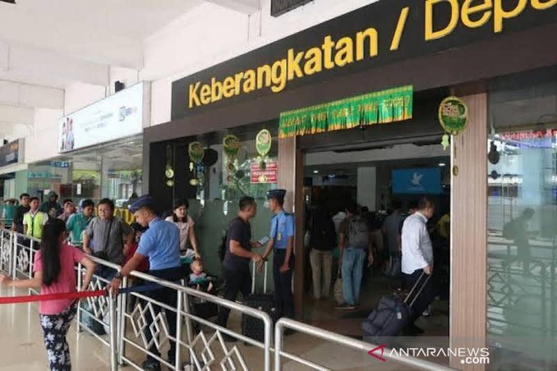 Bandara Halim prediksi puncak lonjakan jumlah penumpang ...