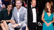 How Meghan and Harry's PDA is inspiring Kate and Wills