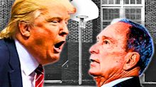 Trump and Bloomberg wage a New York-style schoolyard fight for America's future