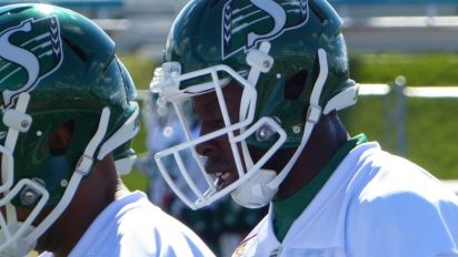 Roughriders kick off training camp in Saskatoon