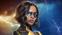 'Black Lightning's' Jennifer Super Suits Up — Your First Look at Lightning