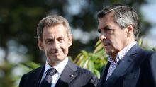 Premier déjeuner entre Nicolas Sarkozy et François Fillon depuis 3 ans