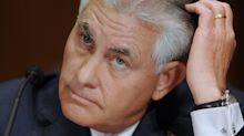 Who is US Secretary of State Rex Tillerson?