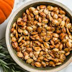 The Secret to Perfectly Roasted Pumpkin Seeds