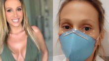 Luisa Mell e o marido estão com pneumonia e suspeita de Covid-19