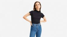 Everlane just released the perfect basic tee for layering