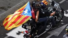 Catalan separatists call for amnesty, train lines get vandalised