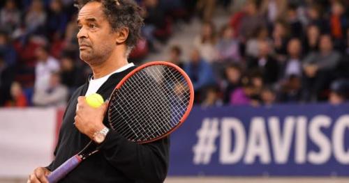 Tennis - Coupe Davis - Yannick Noah : «Eh oui, c'est Jérémy Chardy qui joue !»