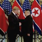 Trump says Kim Jong Un 'promised me he wouldn't be testing' nuclear weapons: Part 4