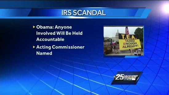 Chairman of renamed South Florida Tea Party says group scrutinized by IRS