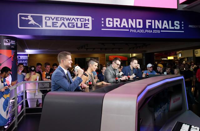 Overwatch League re-focuses around a tournament format