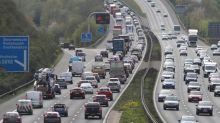 Staycation drivers warned over bank holiday gridlock as millions prepare for getaways