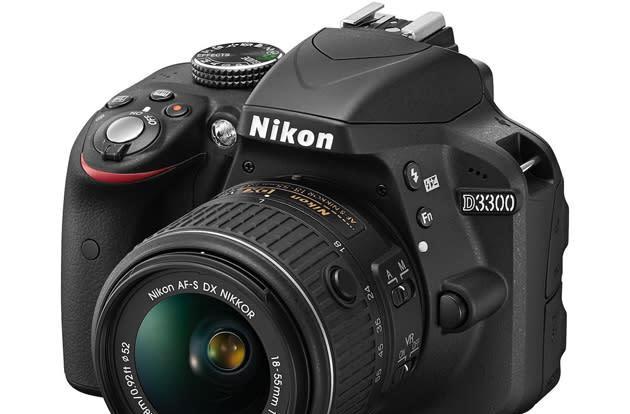 Nikon's D3300 DSLR captures detailed, filter-free photos for $650