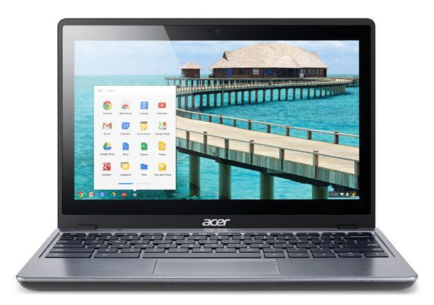 Acer's first touchscreen Chromebook arrives next month for $299