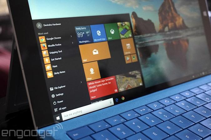Windows 10 is now installed on 110 million devices