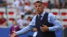Phil Neville is about to discover that Inter Miami will be no beach holiday