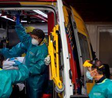 Coronavirus surging throughout Europe at 'surprising ferocity,' says WHO