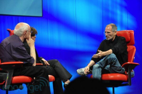Steve Jobs: 'there might be' advantages to two iPhone carriers in US