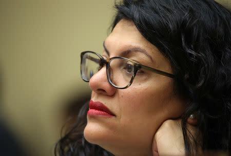 U.S. Democratic leaders back Muslim lawmaker after Holocaust comments