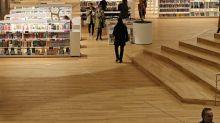 芬蘭最美的圖書館 建築費用竟然高達9億港元